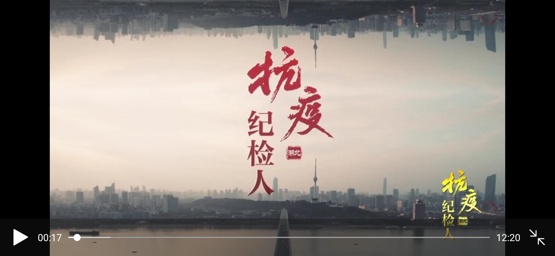 【抗疫紀檢人】武漢市紀委監委派駐市衛健委紀檢監察組 鮑艷麗